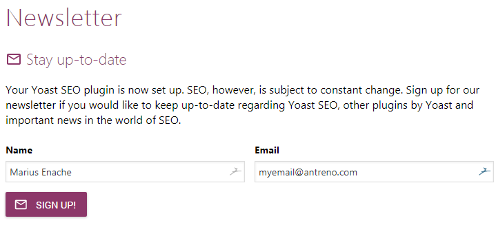 yoast configuration wizard step 10