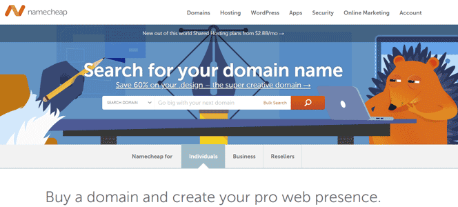 Namecheap Accepts Bitcoin