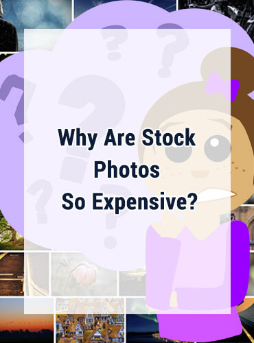 Why Are Stock Photos So Expensive?